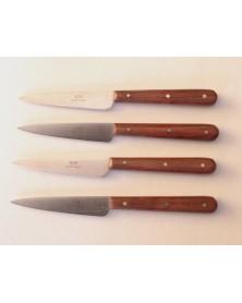 Couteau Le THIERS fermant 12 Cms tire-bouchons genevrier