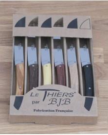 Coffret 6 couteaux  Le...