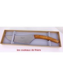 Coffret de 6 couteaux Le Thiers , manche en wengé